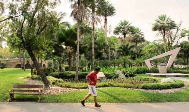حديقة شاتوشاك في بانكوك
