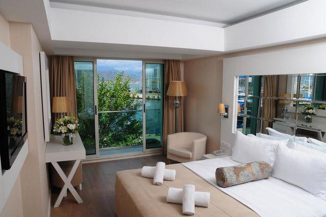تقريرنا هذا يجمع افضل الفنادق في فتحية تركيا