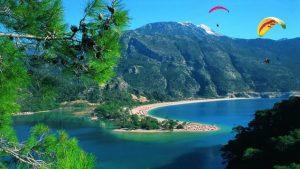 السياحة في فتحية تركيا