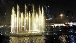 حديقة النافورة في الكويت