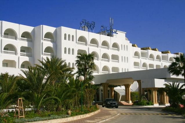 تونس الحمامات فنادق