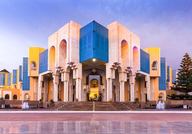 فنادق الحمامات تونس