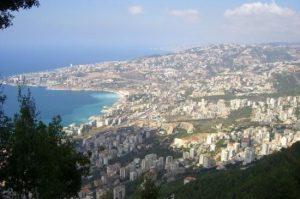 مدينة جونيه لبنان