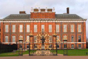 قصر كنسينغتون في لندن