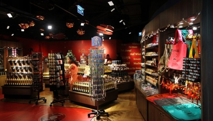 متحف الشمع في بانكوك