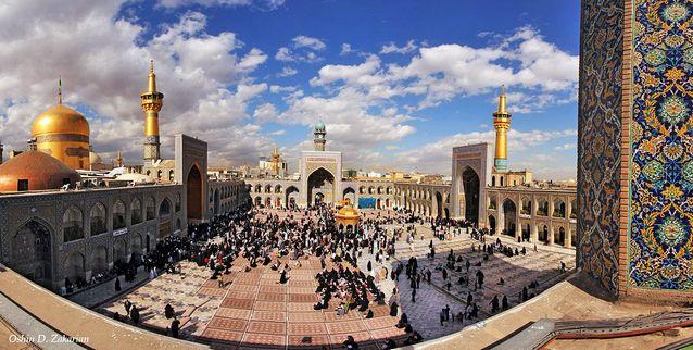 اجمل الاماكن السياحية في ايران