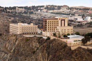 فندق رمادا الهدا الطائف