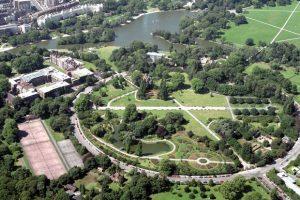 حديقة ريجنت بارك لندن