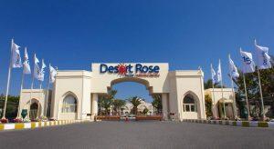 فندق ديزرت روز الغردقة