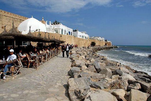 اهم المناطق السياحية في تونس
