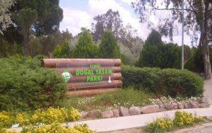 حديقة الحيوانات في ازمير تركيا