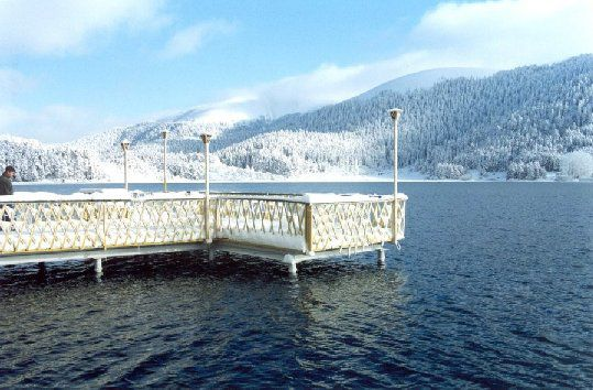 بحيرة أبانت - بولو