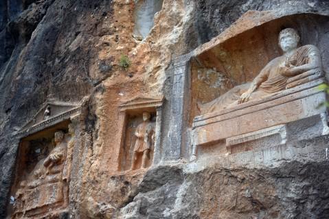 نتيجة بحث الصور عن مدينة كاينتليس التاريخية مرسين تركيا