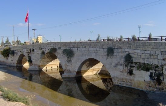 مدينة طرسوس - مرسين