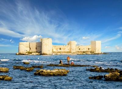 قلعة بالان كيشليك من اجمل معالم مدينة مرسين التركية