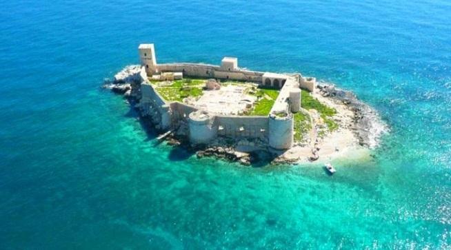 قلعة بالان كيشليك مرسين تركيا