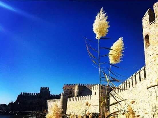 قلعة بالان كيشليك مرسين من افضل معالم السياحة في مرسين تركيا