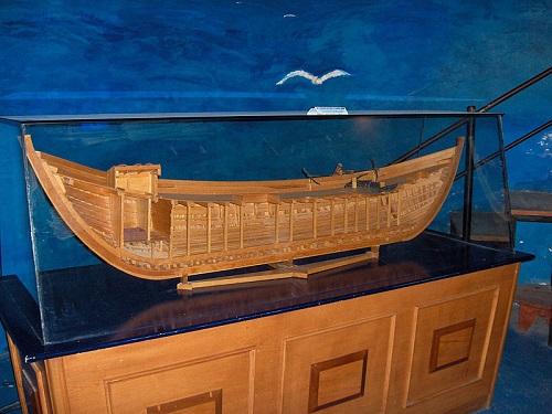 متحف بودروم للآثار البحرية في قلعة بودروم