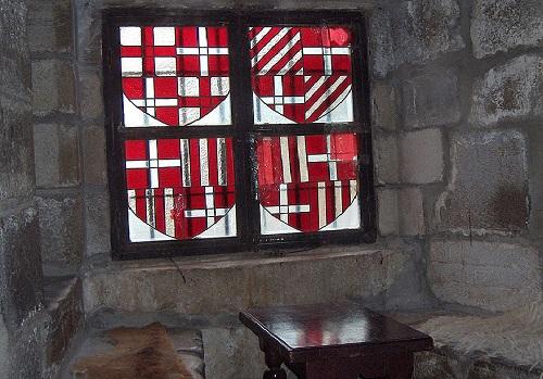 البرج الإنجليزي في قلعة بودروم