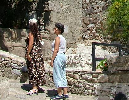 حدائق قلعة بودروم