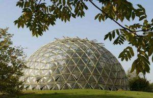 حديقة دوسلدورف النباتية من اهم اماكن سياحية في المانيا دوسلدورف