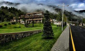 الاماكن السياحيه في غابالا اذربيجان