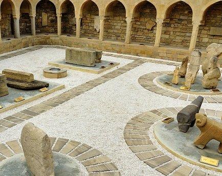 المتحف التاريخي الإثنولوجي في مدينة غابالا