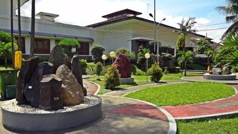 متحف الجيولوجيا في باندونق - إندونيسيا