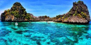 جزيرة كولانتا في كرابي