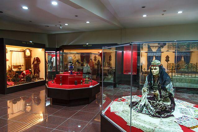 متحف كوجالي في ازميت تركيا
