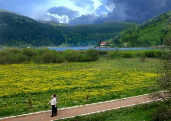 بحيرة بولو ابانت
