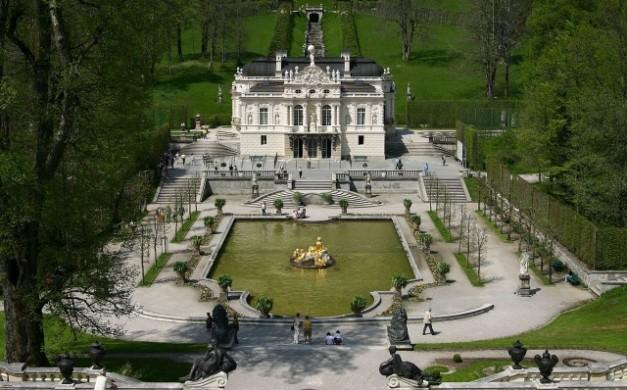 قصر ليندر هوف