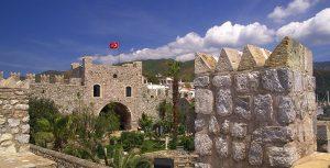قلعة مرمريس