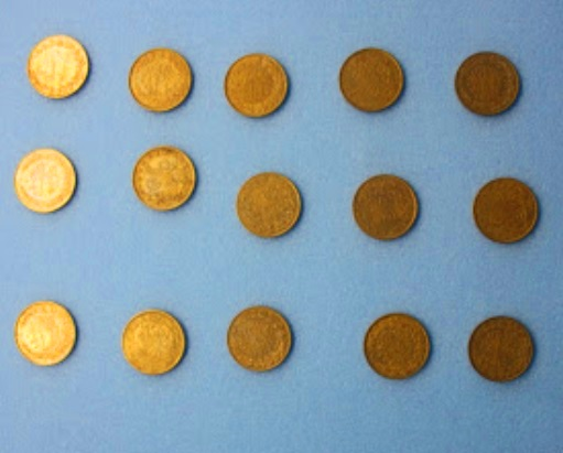 قاعة القطع النقدية في متحف الآثار والإثنوغرافيا في سامسون