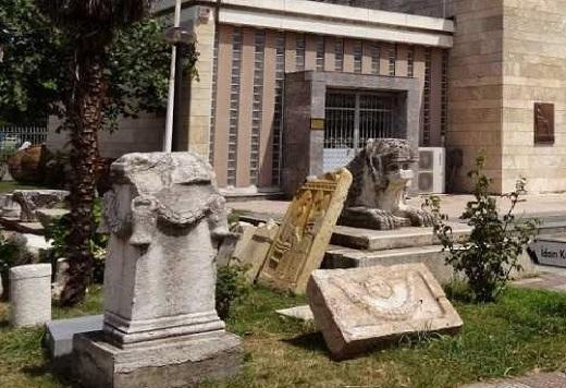 حديقة متحف الآثار والإثنوغرافيا في سامسون