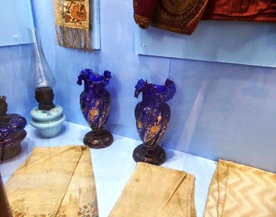 القاعة العثمانية في متحف الآثار والإثنوغرافيا في سامسون