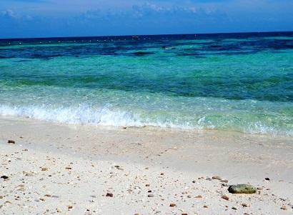 شواطئ جزيرة بايار في لنكاوي