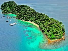جزيرة بايار في لنكاوي