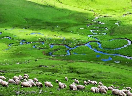 أماكن تنزه في مرتفعات بارشمبا في أوردو