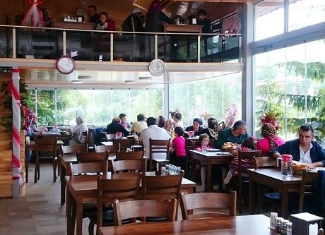 مطاعم مرتفعات بارشمبا في أوردو