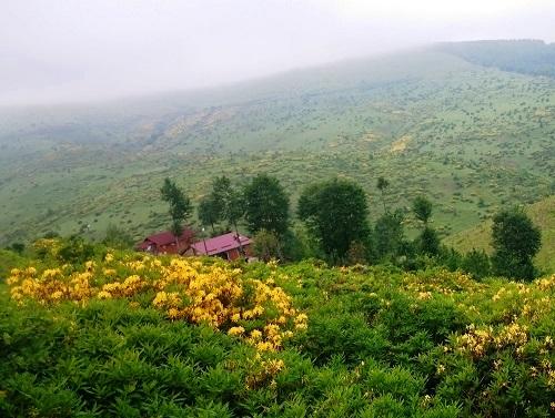 مشهد من مرتفعات بارشمبا في أوردو