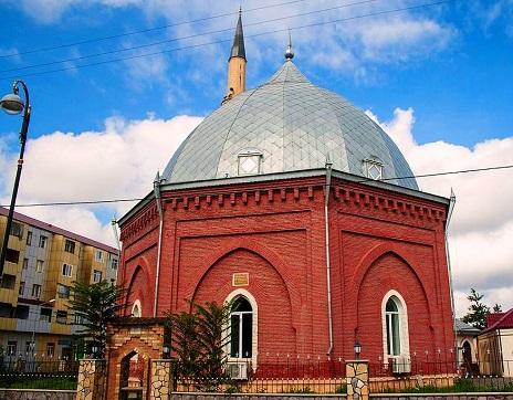 مسجد جمعة في مدينة قوبا