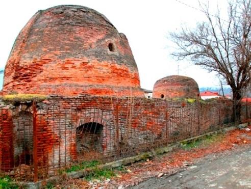 حمام غومبزلي في مدينة قوبا اذربيجان