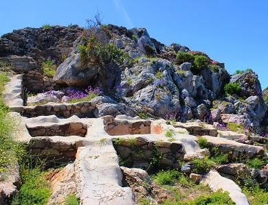 آثار جزيرة تافشان في بودروم