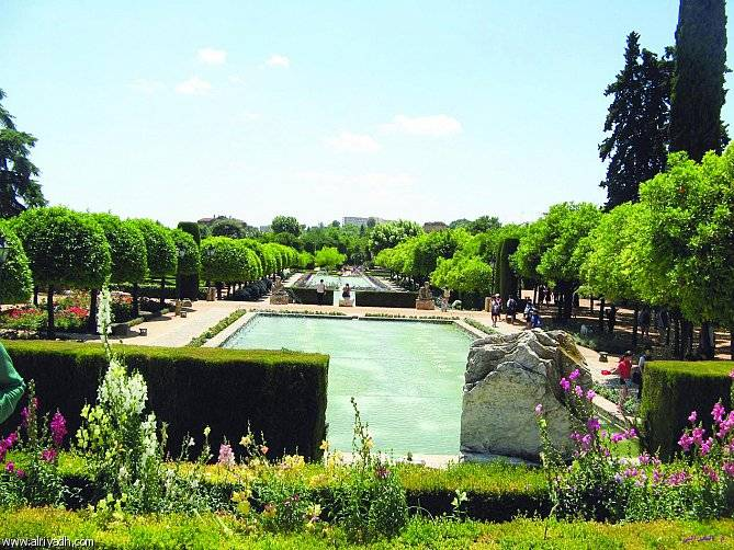 الحديقة النباتية في قرطبة من اهم حدائق اسبانيا في قرطبة