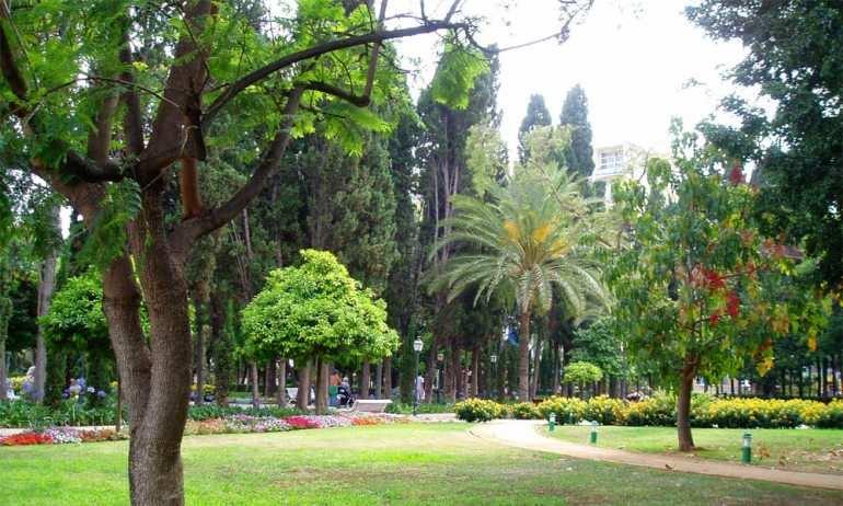 حديقة ألاميدا من اهم الاماكن السياحية في ماربيا