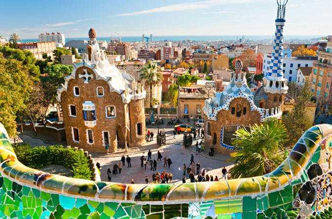 اهم الاماكن السياحية في برشلونة اسبانيا - صور مدينة برشلونة