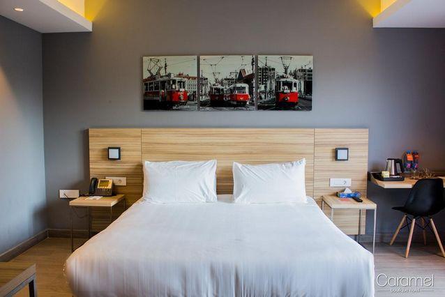 يعتبر فندق كارامل البوتيكي افضل و ارخص فندق في بيروت