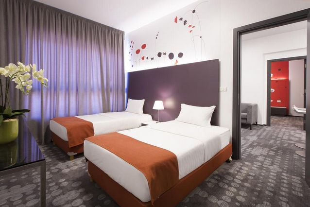 تتميز ارخص الفنادق في بيروت بغُرف مناسبة لمعظم الميزانيات
