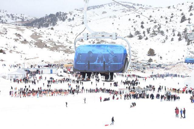 جبل التزلج بوزداغ كاياك في ازمير